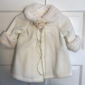 Baby girl Dress coat
